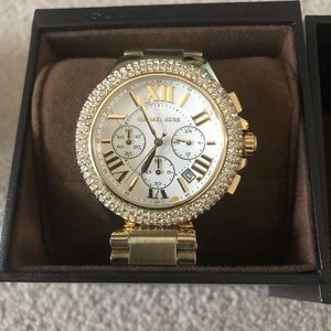 Michael Kors Watch (Womens)